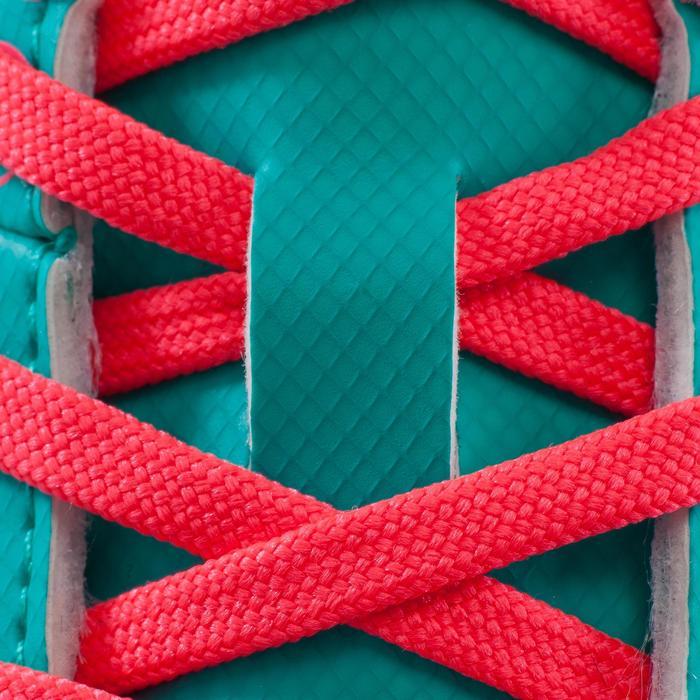 Chaussure de football enfant terrains durs CLR 500 HG bleue - 1176666