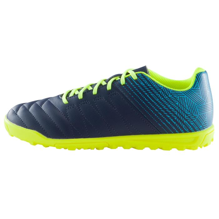 Chaussure de football enfant terrains durs CLR 500 HG bleue - 1176687
