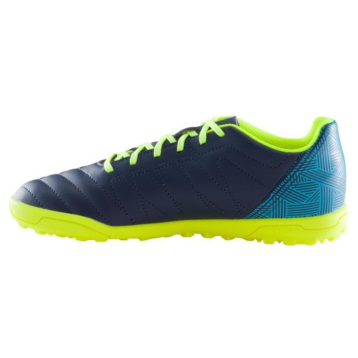 Chaussure de football enfant terrains durs CLR 500 HG bleue - 1176699