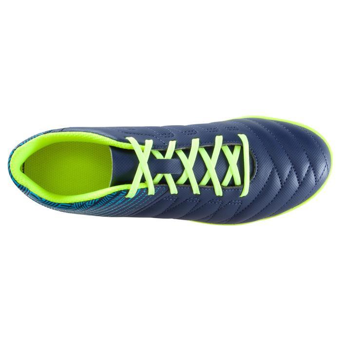Chaussure de football enfant terrains durs CLR 500 HG bleue - 1176701