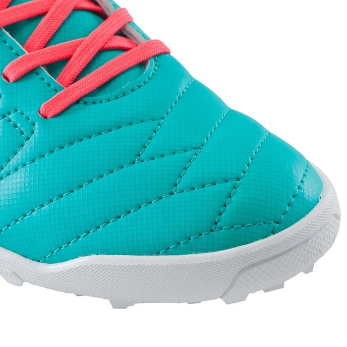 Chaussure de football enfant terrains durs CLR 500 HG bleue - 1176719