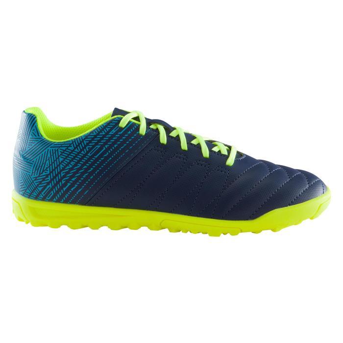 Chaussure de football enfant terrains durs CLR 500 HG bleue - 1176730