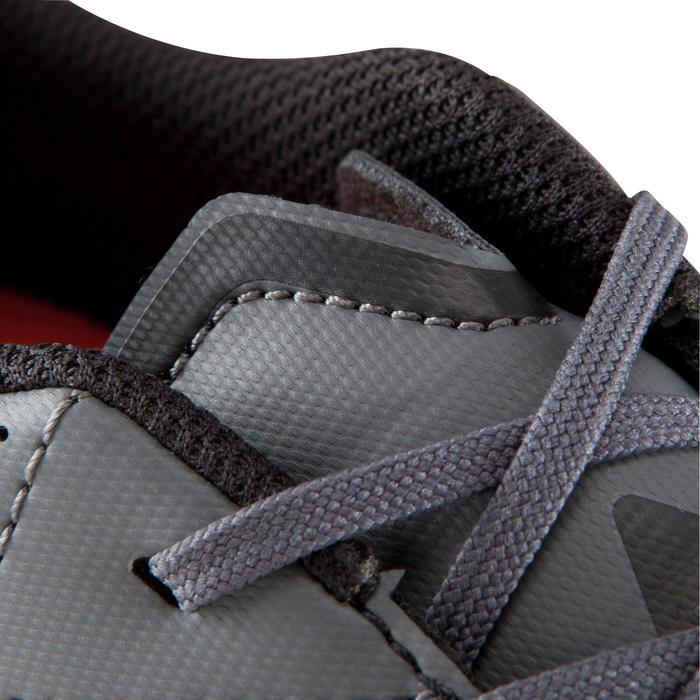 Chaussure de football adulte terrains secs Agility 900 FG noire grise - 1176737