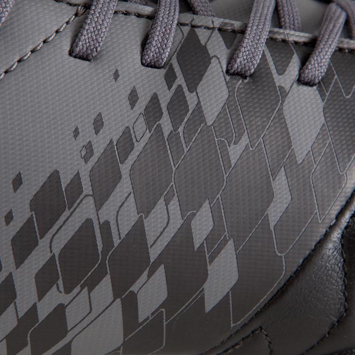 Chaussure de football adulte terrain sec Agility 900 FG noire grise