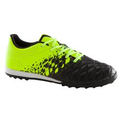 Agility 700 HG Kids' Hard Ground Football Boots - Black/Yellow