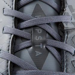 Agility 700 AG Adult Football Artificial Grass Boots - Black/Grey