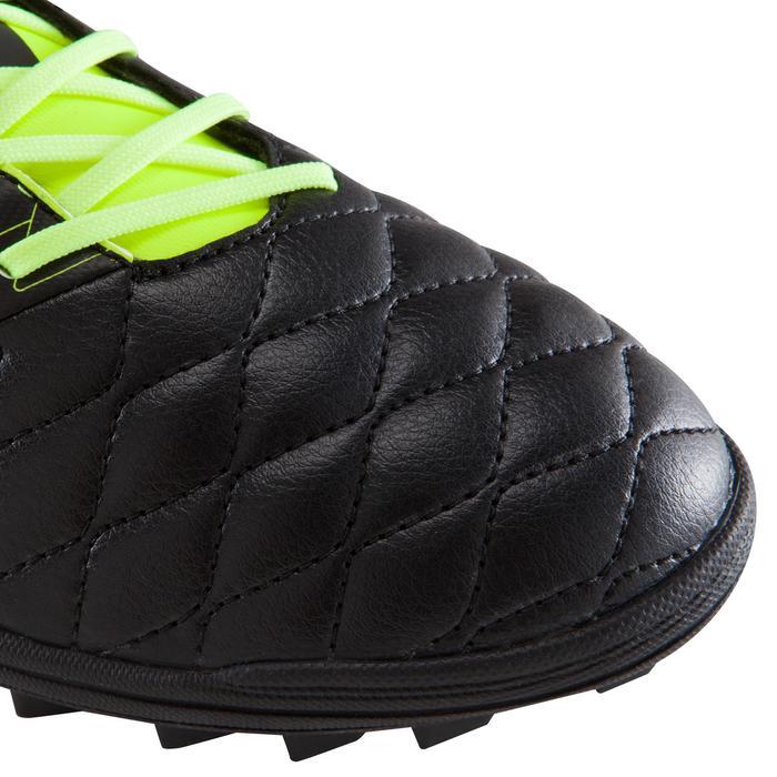 Chaussure de football adulte terrains durs Agility 500 HG noire - 1177108