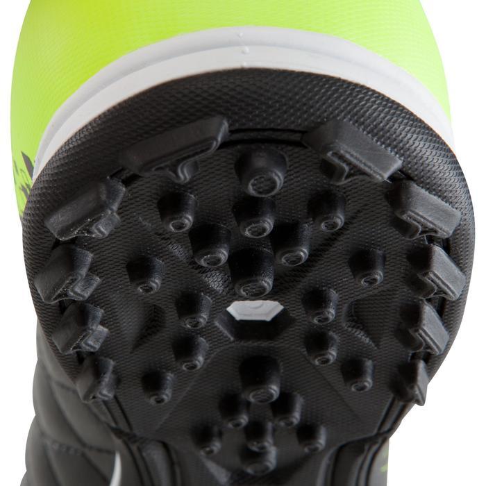 Chaussure de football adulte terrains durs Agility 500 HG noire - 1177115