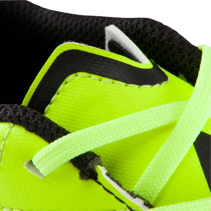 Chaussure de football adulte terrains durs Agility 500 HG noire - 1177118