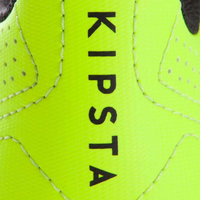 Chaussure de football adulte terrains durs Agility 500 HG noire - 1177142