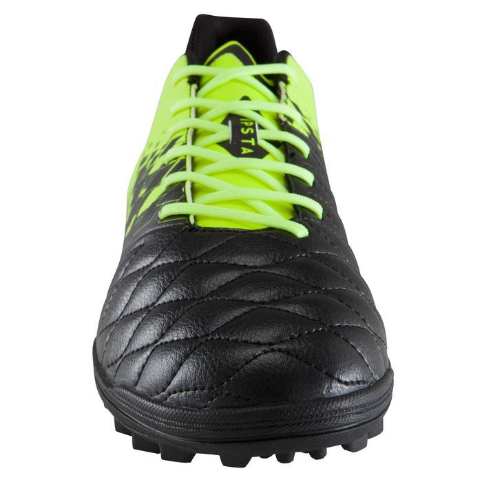 Chaussure de football adulte terrains durs Agility 500 HG noire - 1177168