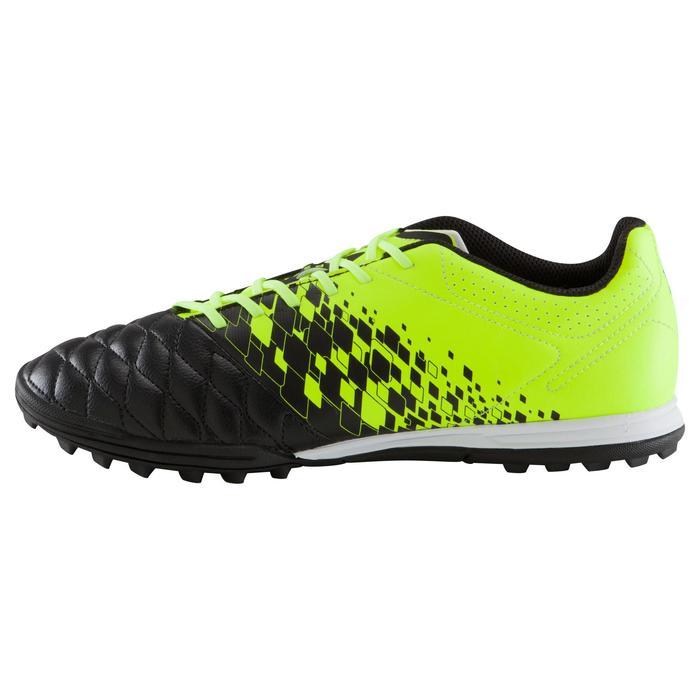 Chaussure de football adulte terrains durs Agility 500 HG noire - 1177172