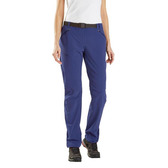 Pantalon de Randonnée en Montagne Forclaz 500 Femme - 1177194