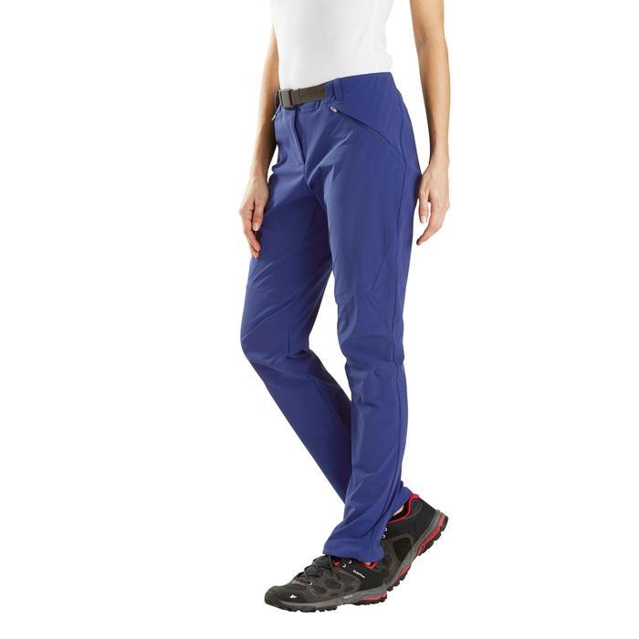 Pantalon de Randonnée en Montagne Forclaz 500 Femme - 1177252