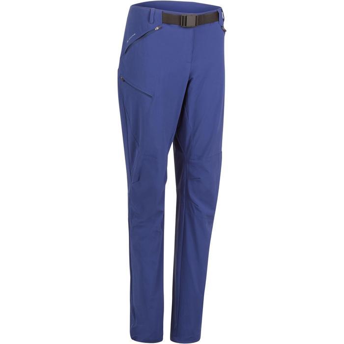 Pantalon de Randonnée en Montagne Forclaz 500 Femme - 1177311