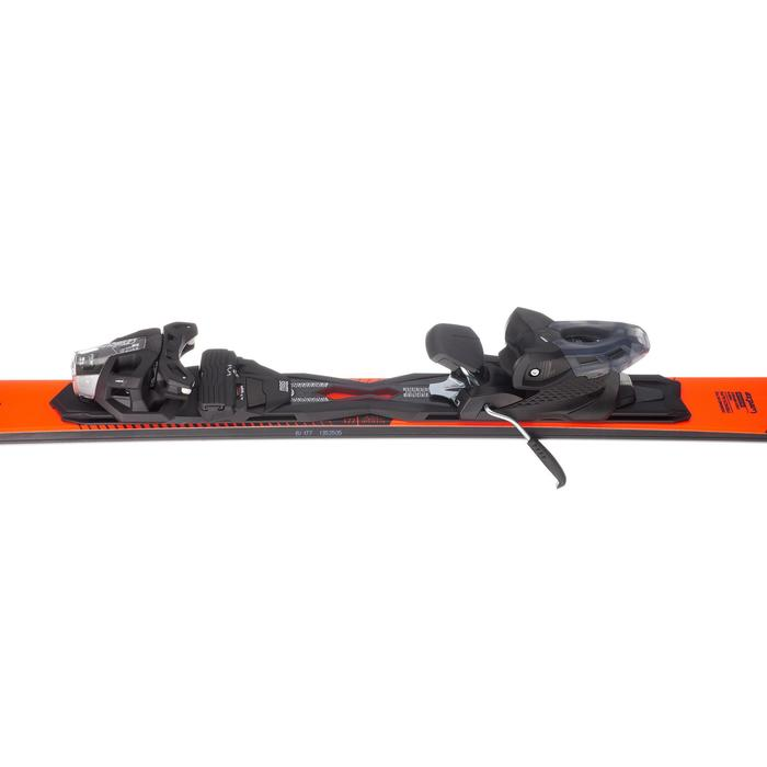 SKI DE PISTE HOMME BOOST 900 ORANGE - 1177426