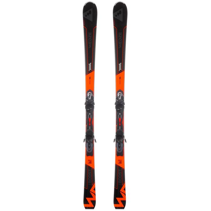 SKI DE PISTE HOMME BOOST 900 ORANGE - 1177431