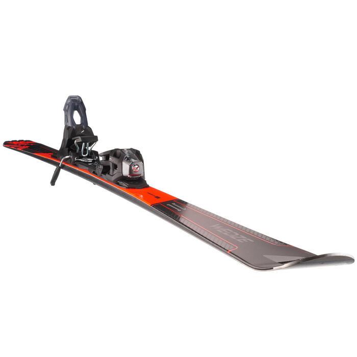 Ski Piste Boost 900 Herren orange
