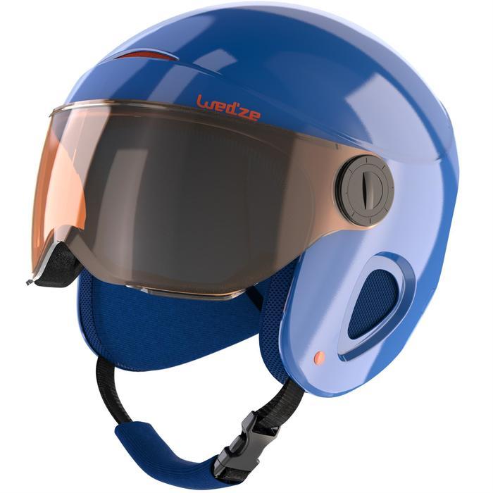Casque de ski et de snowboard enfant H 450 JR gris. - 1177662