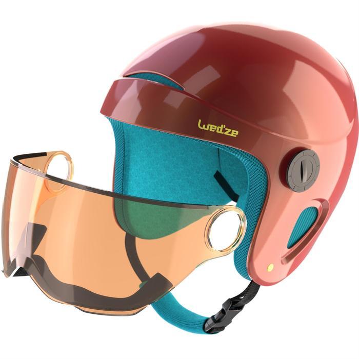 Casque de ski et de snowboard enfant H 450 JR gris. - 1177699
