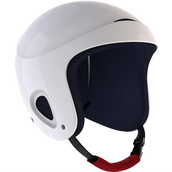Casque de ski et de snowboard enfant H 400 JR blanc. - 1177703