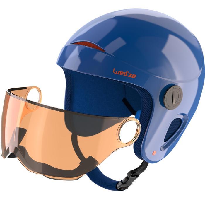 Casque de ski et de snowboard enfant H 450 JR gris. - 1177721