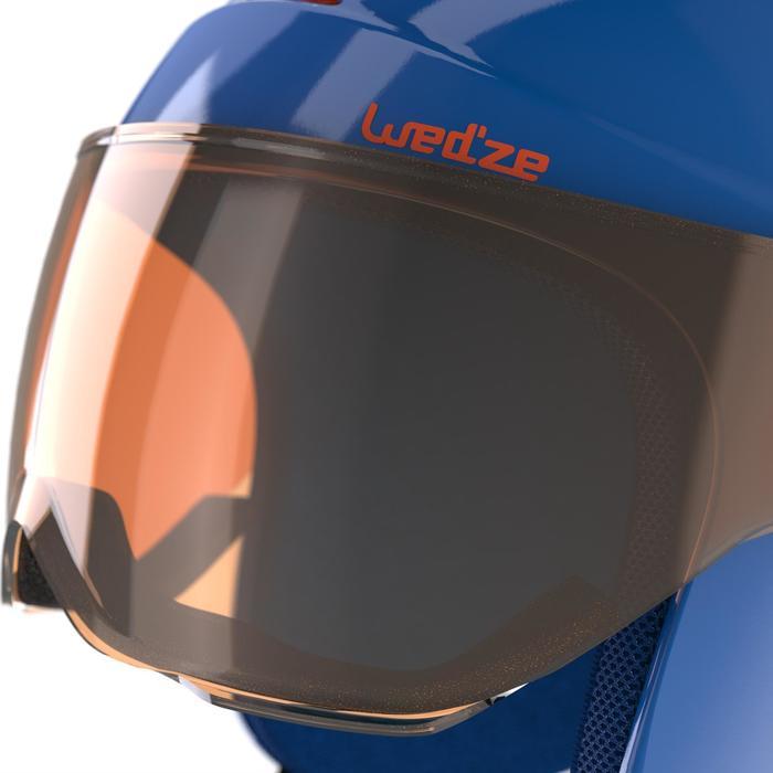 Casque de ski et de snowboard enfant H 450 JR gris. - 1177735