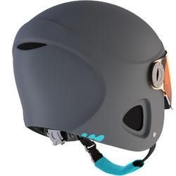 SKI- EN SNOWBOARDHELM KIND H450 GRIJS - 1177741