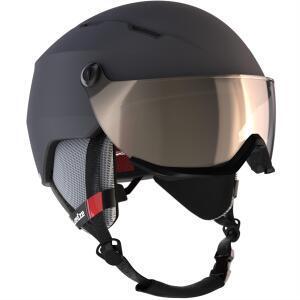 casque ski visiere h350