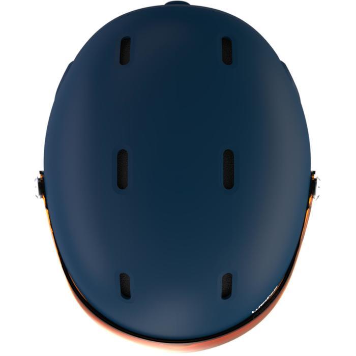 Skihelm pisteskiën Feel 150 S2 blauw