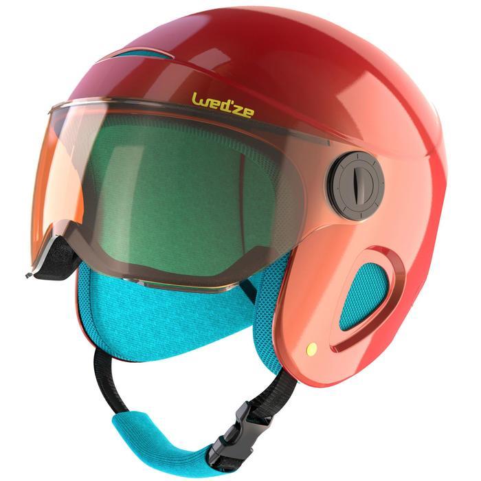 Casque de ski et de snowboard enfant H 450 JR gris. - 1177775