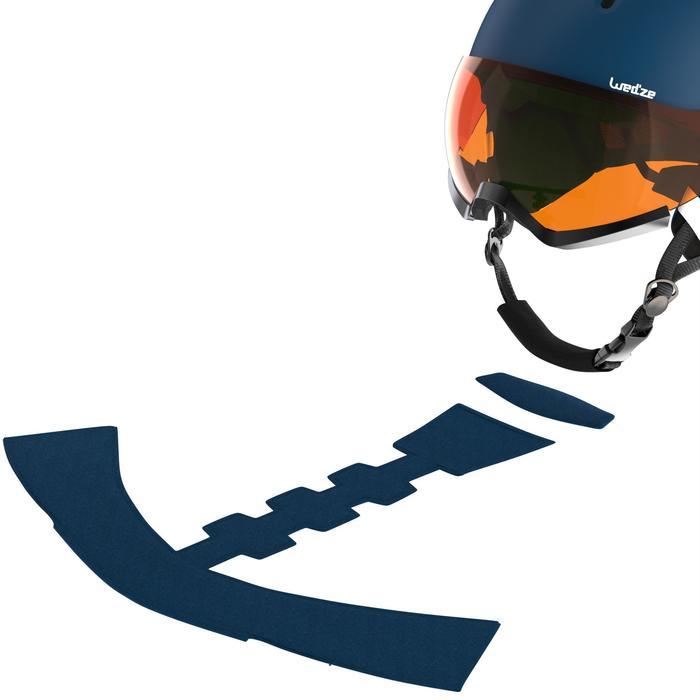 Skihelm Feel 150 S2 Erwachsene blau