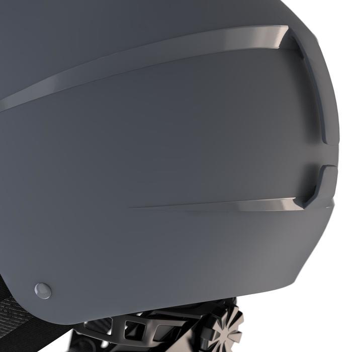 H 100 Adult Ski Helmet - Grey
