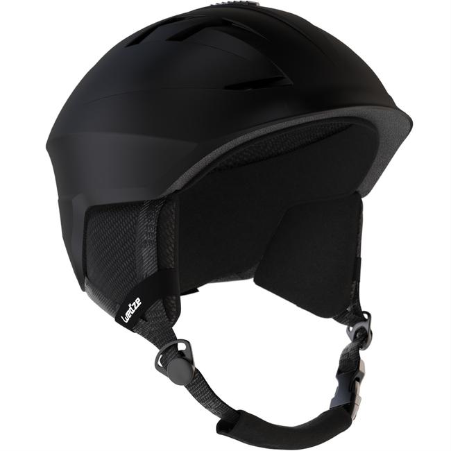 H 300 Adult Ski helmet - Black
