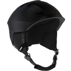 成人滑雪安全帽H 300 - 黑色
