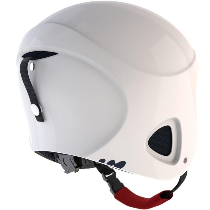 Casque de ski et de snowboard enfant H 400 JR blanc. - 1177838