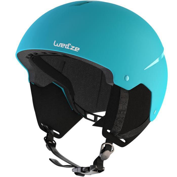 Casque de ski et de snowboard enfant H 100 bleu. - 1177840