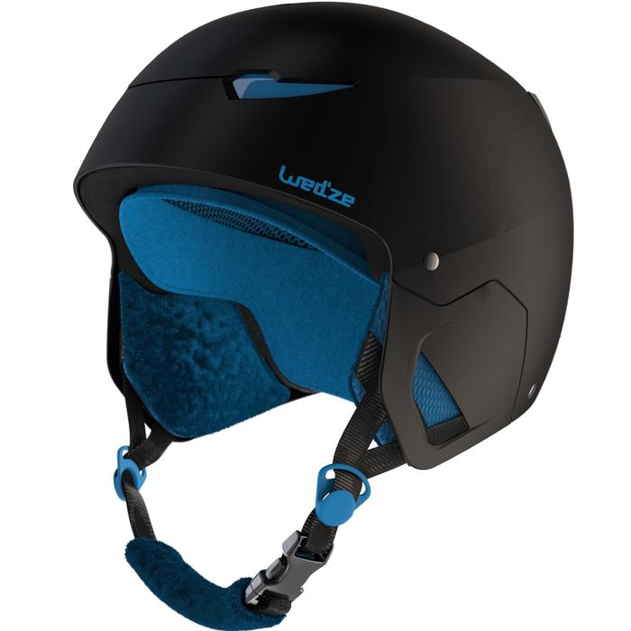 Casque de ski et de snowboard enfant Stream 500 JR noir. - 1177885