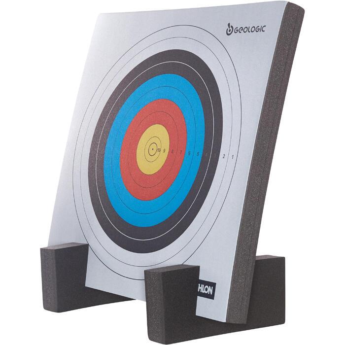 Zielscheibe Discovery Steel 67×67 Bogensport Schaumstoff