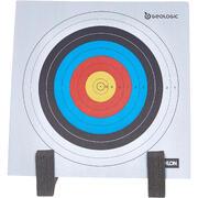 Tarča za puščice z jekleno konico DISCOVERY (67 x 67)