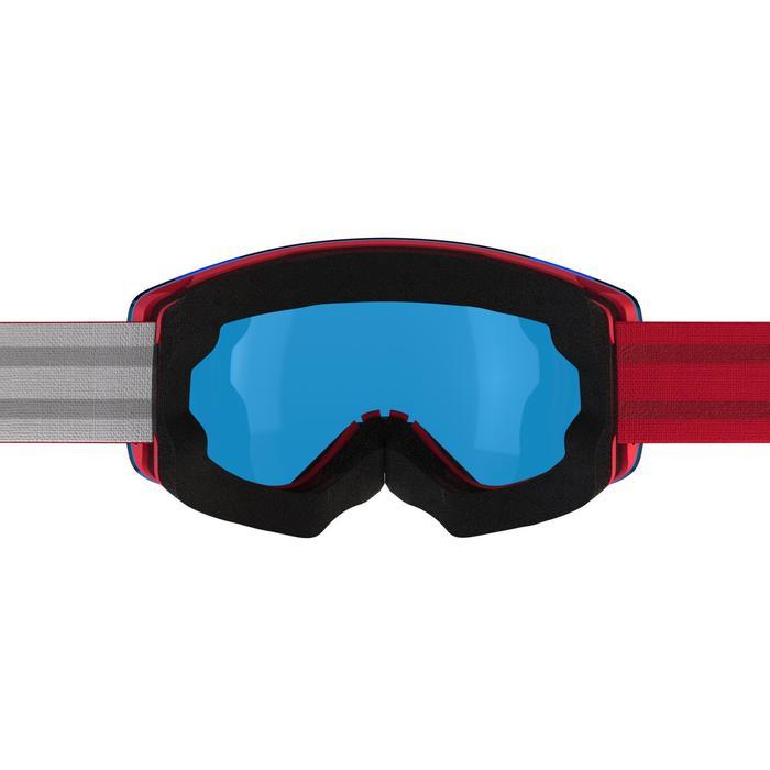 MASQUE DE SKI ET DE SNOWBOARD ADULTE ET JUNIOR G 520 BEAU TEMPS - 1177922