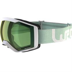 Ski- en snowboardbril voor dames Bones 500 zonnig weer wit - 18