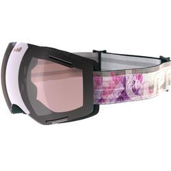 Ski- en snowboardbril voor dames G-View 600 bewolkt weer -18