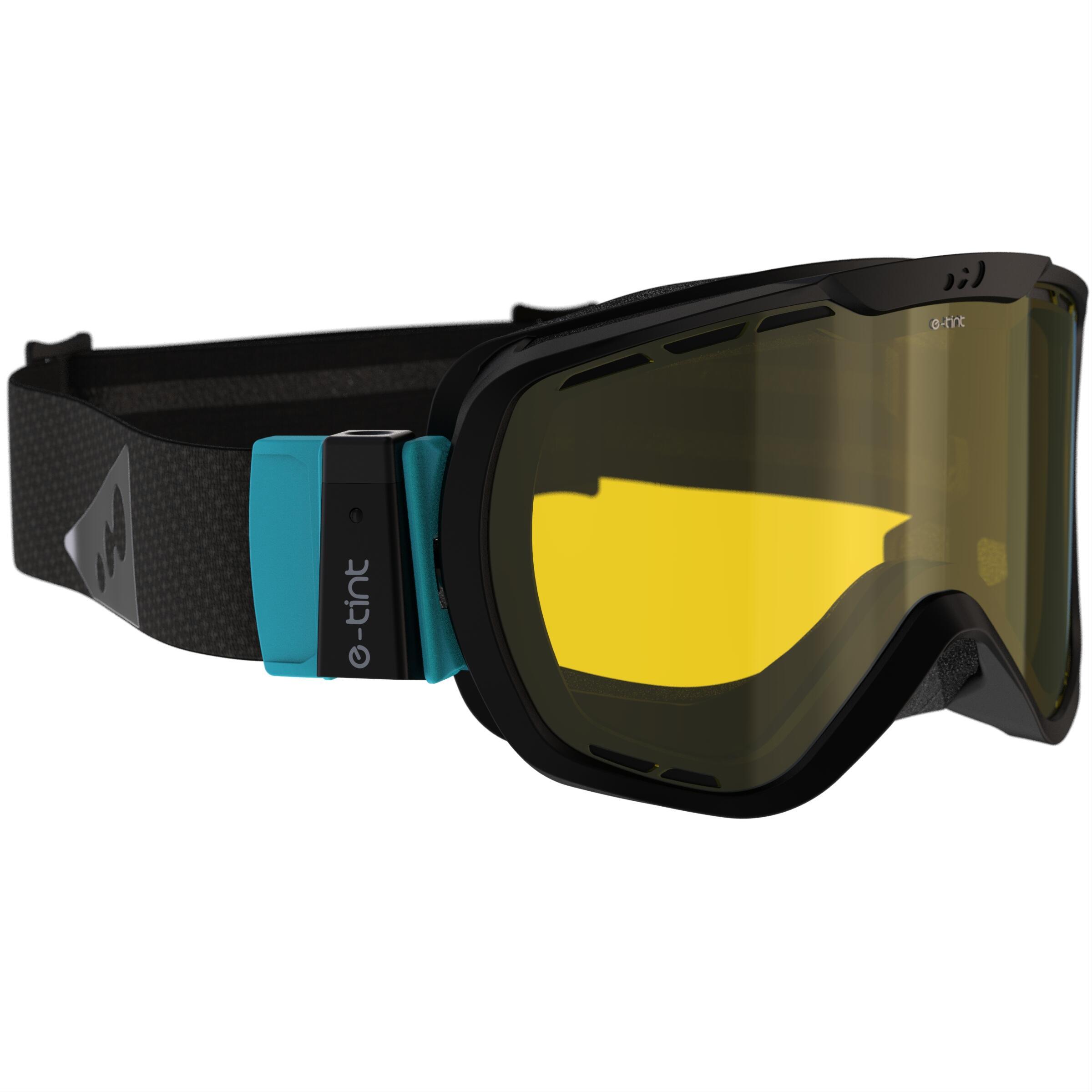 Wed'ze Ski- en snowboardbril G-TMax 900 Etint voor elk weer - P thumbnail