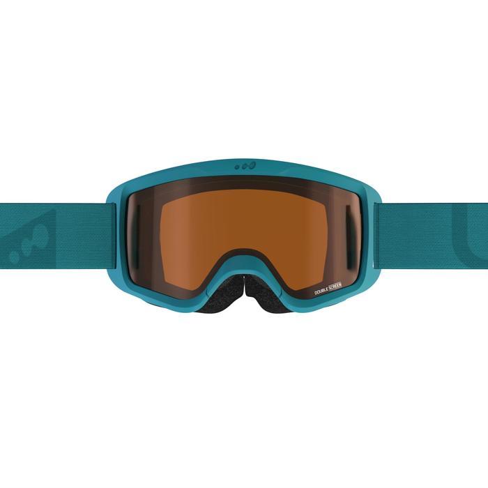 MASQUE DE SKI ET DE SNOWBOARD HOMME SNOW 300 BEAU TEMPS - P - 1177986