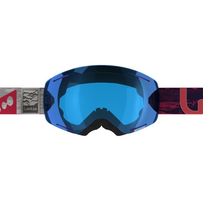 MASQUE DE SKI ET DE SNOWBOARD ADULTE ET JUNIOR G 520 BEAU TEMPS - 1178007