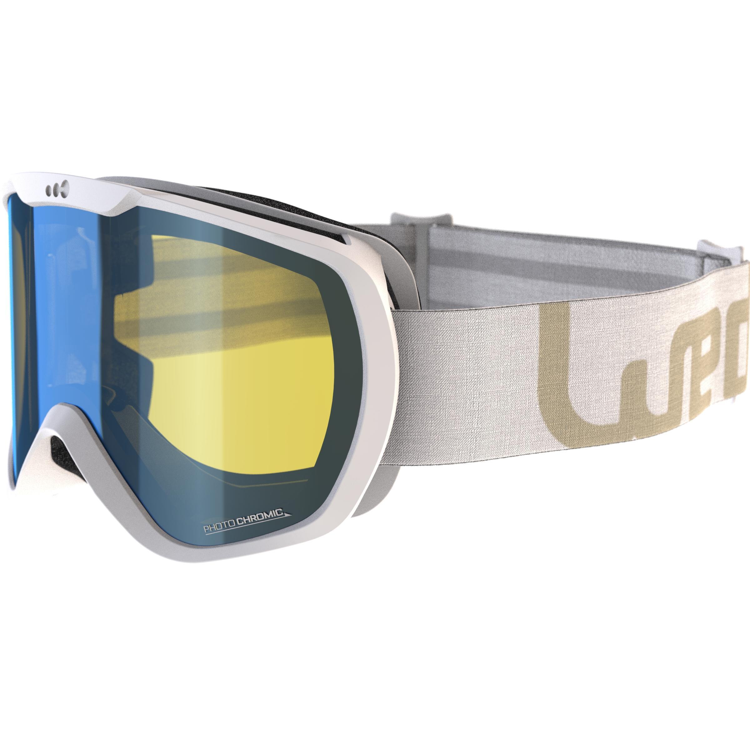 Wed'ze Ski- en snowboardbril G-TMax 700 fotochroom - P thumbnail
