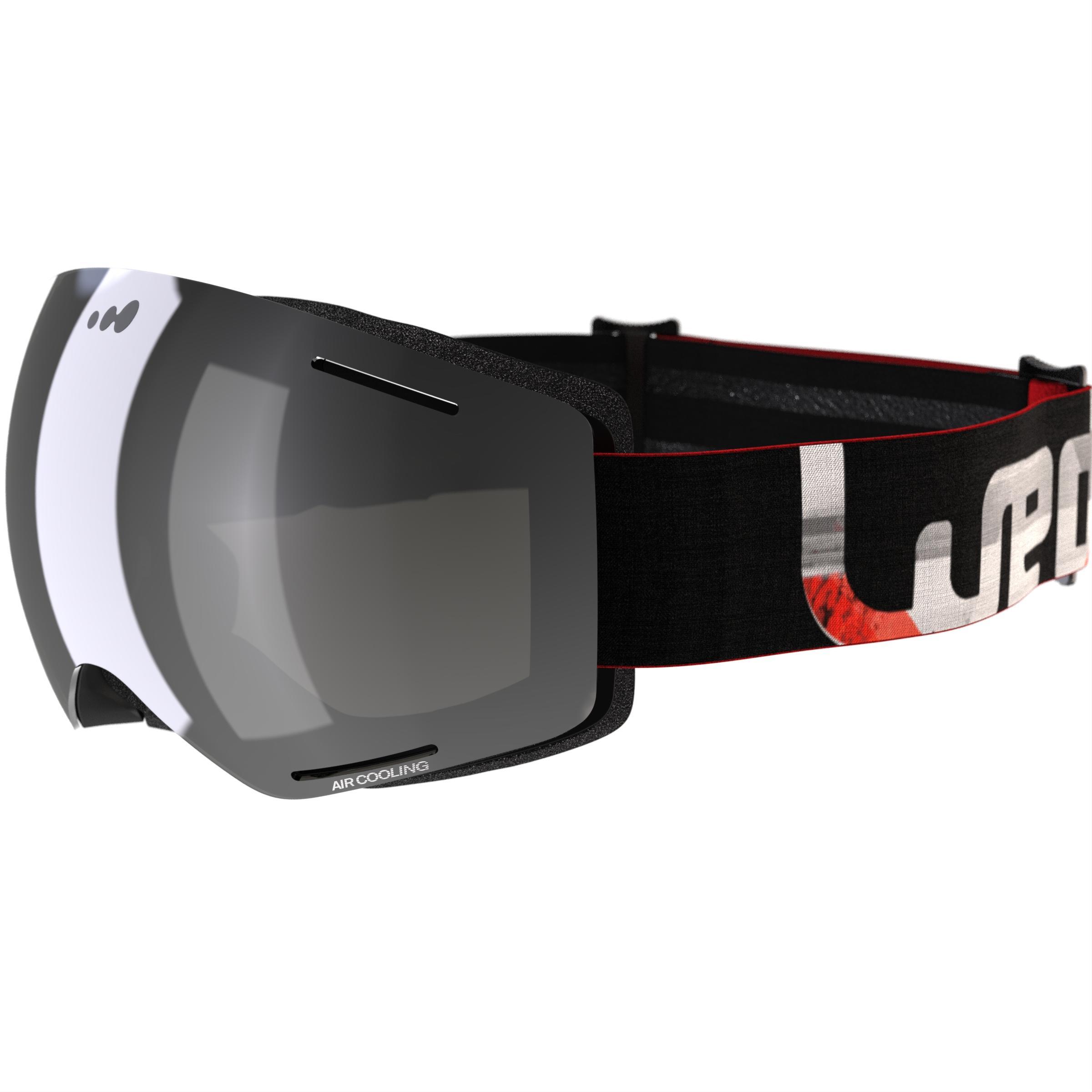 Wed'ze Ski- en snowboardbril G-View 600 zonnig weer 2018 thumbnail