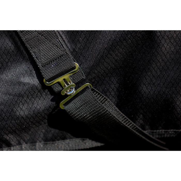 Couverture extérieur imperméable équitation poney IMPER 200 600D noir - 1178161