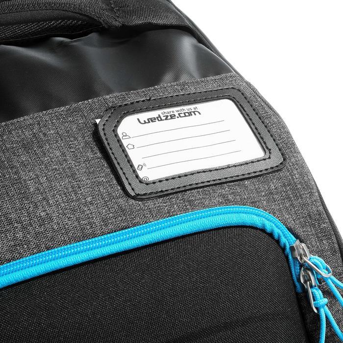 900 TRVLCOVBOOT Ski Boot Case - Grey